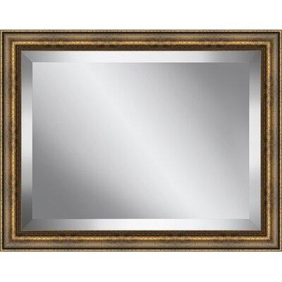 Antique Framed Beveled Plate Glass Mirror BPMSP06-2024