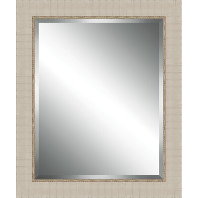 Wood Framed Beveled Plate Glass Mirror BPMWM8751-1620