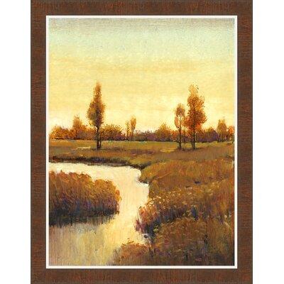 Spring Water II Framed Painting Print 4440