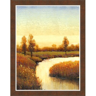 Spring Water I Framed Painting Print 4439