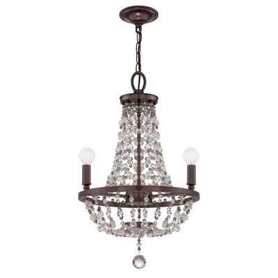 Loretta 3-Light Mini Chandelier