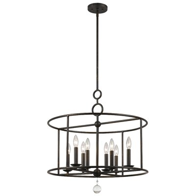 Cameron 8-Light Foyer Pendant