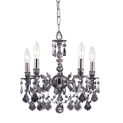Gramercy 4-Light Candle-Style Chandelier