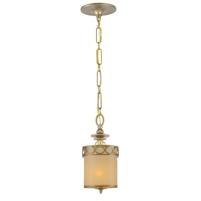 Eclipse 1 Light Mini Pendant