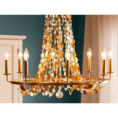 Bella 8-Light Empire Chandelier
