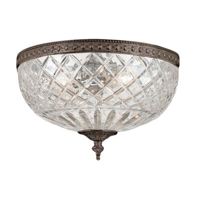 Cortland 2-Light Flush Mount