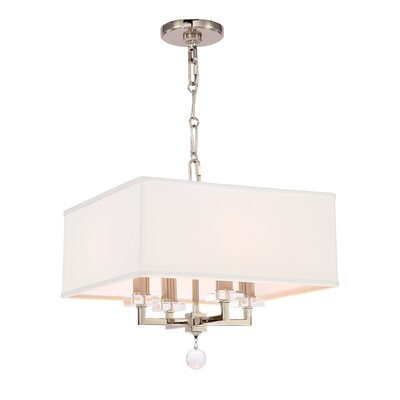 Paxton 4-Light Pendant