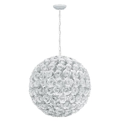 Cypress 5-Light Globe Pendant