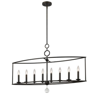 Cameron 8-Light Kitchen Island Pendant