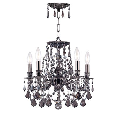 Bagwell 5-Light Candle-Style Chandelier