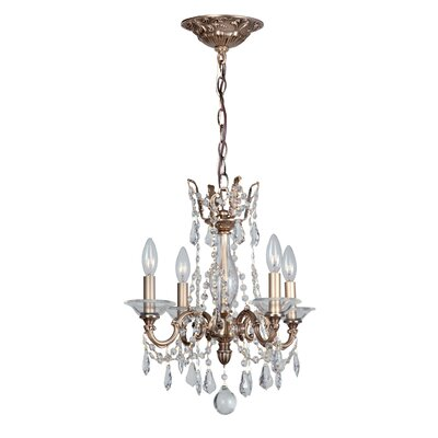 Delancey 4-Light Mini Chandelier