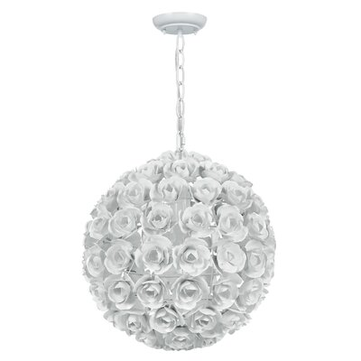 Cypress 1-Light Globe Pendant