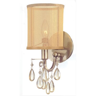 Hampton 1-Light Wall Sconce