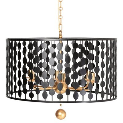 Charlesworth 6-Light Drum Chandelier