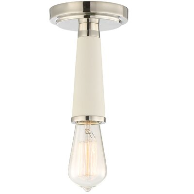 Wenner 1-Light Flush Mount