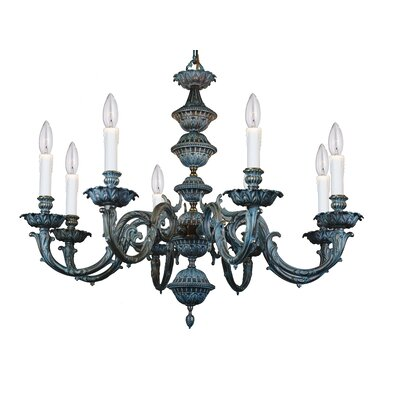Bagwell 8-Light Candle-Style Chandelier