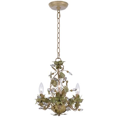 Josie 3 Light Chandelier
