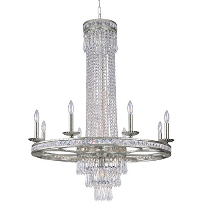 Mercer 12-Light Crystal Chandelier