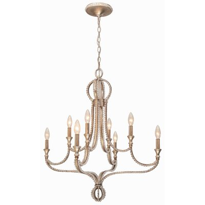 Beaufort 8-Light Candle-Style Chandelier