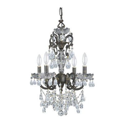 Legacy 4 Light Chandelier