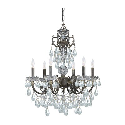 Legacy 6 Light Chandelier
