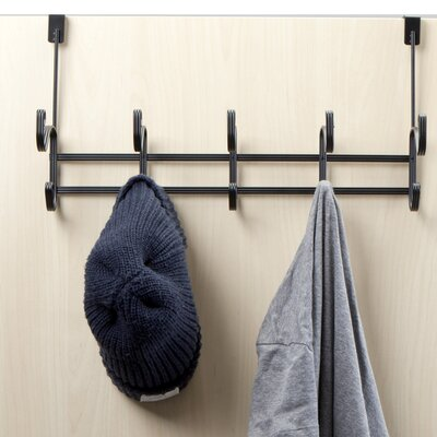 Wall Mounted Coat Rack DHRACK-BLK