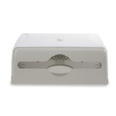 Multi-Fold Surface-Mounted Paper Towel Dispenser