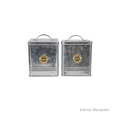 Bread and Biscuit Kitchen Canister