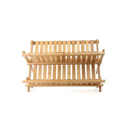 Bamboo Drying Dish Rack