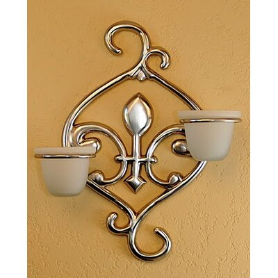Brass & Silver Traditions Candle Holders - Brass & Silver ...