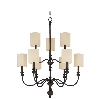 Willow Park 9-Light Candle Style Chandelier