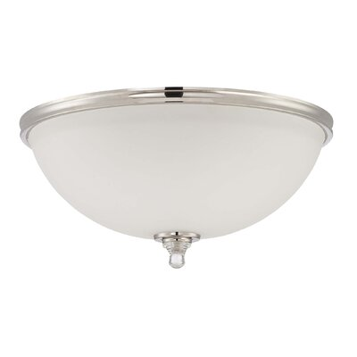 Laurent 3-Light Flush Mount