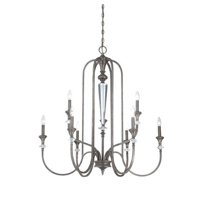 Lamoreaux 9 Light Chandelier