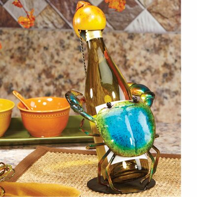 Bainbridge Figurine 1 Bottle Tabletop Wine Rack