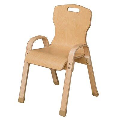 Healthy Kids Wood Classroom Chair WD91401