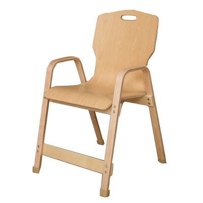 Healthy Kids Wood Classroom Chair WD91801