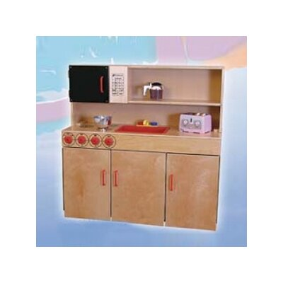 Wood Designs Healthy Kids 5-N-1 Kitchen Center at Sears.com