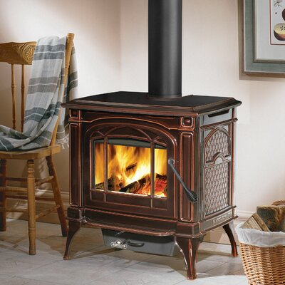 Home Depot – 2,500 sq. ft. EPA Certified Wood-Burning Stove