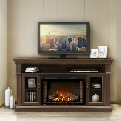 Canterbury 29 TV Stand with  Electric Fireplace