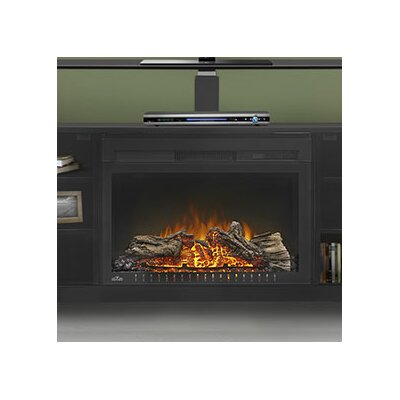 Foley 27 TV Stand with Electric Fireplace