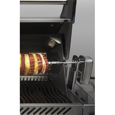 Heavy Duty Rotisserie Kit for Medium Grills 69411
