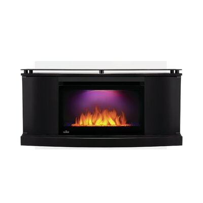 Anya Electric 53 TV Stand with Fireplace