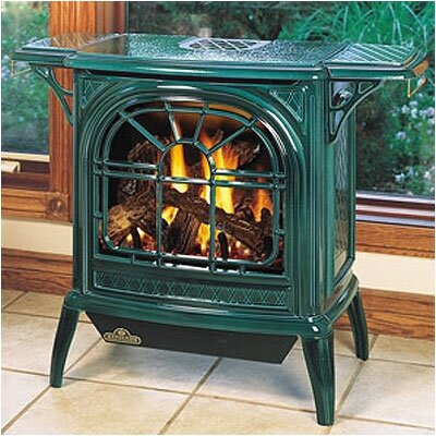 vent free gas stove