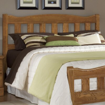 Creek Side Slat Headboard Headboard Size: Queen