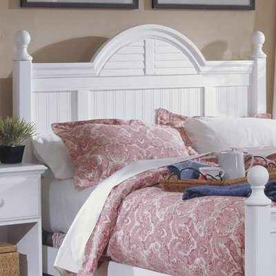 Carolina Cottage Panel Headboard Size: King