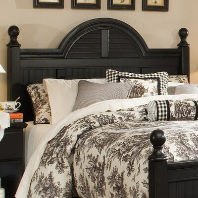 Midnight Panel Headboard Size: Queen