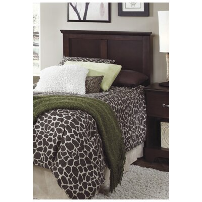 Signature Panel Headboard Size: Twin