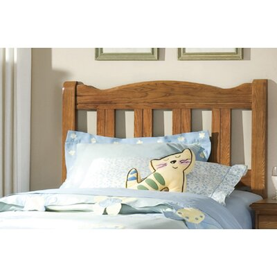 Creek Side Slat Headboard Size: Twin