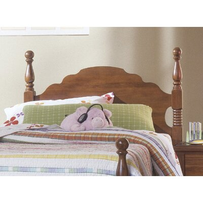 Crossroads Panel Headboard Size: King