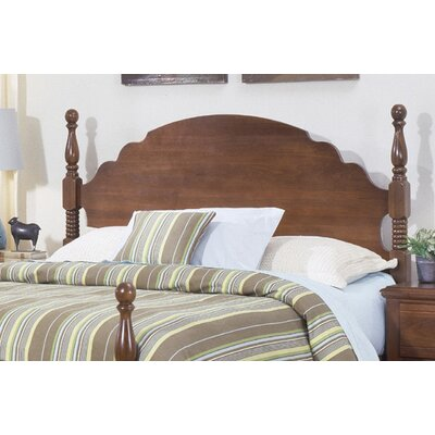 Crossroads Panel Headboard Headboard Size: Full